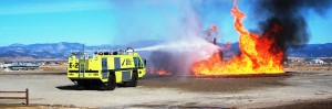 737 Spill Fire Trainer