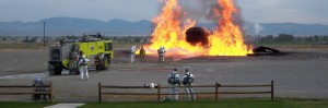 Aircraft Rescue and Fire Fighting Basic Training