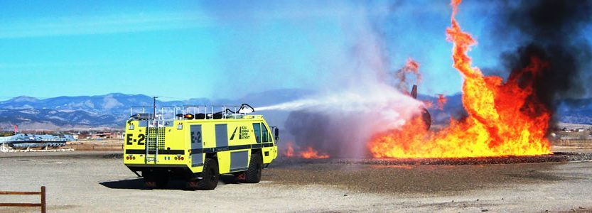 Intermediate Specialized Aircraft Fire Training