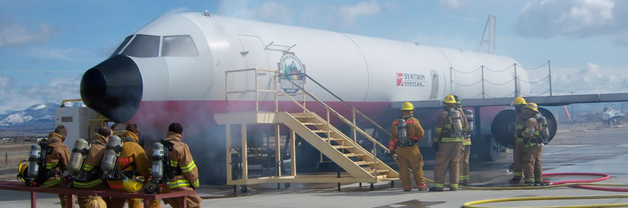 Specialized Aircraft Fire Training