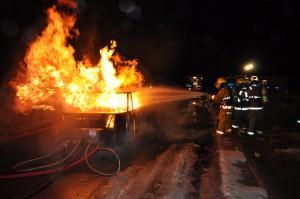 Manhatten Car Fire 036